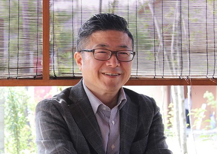 代表取締役 三渡 眞介