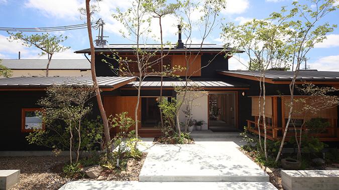 五軒邸モデルハウス