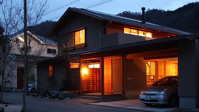 横須モデルハウス