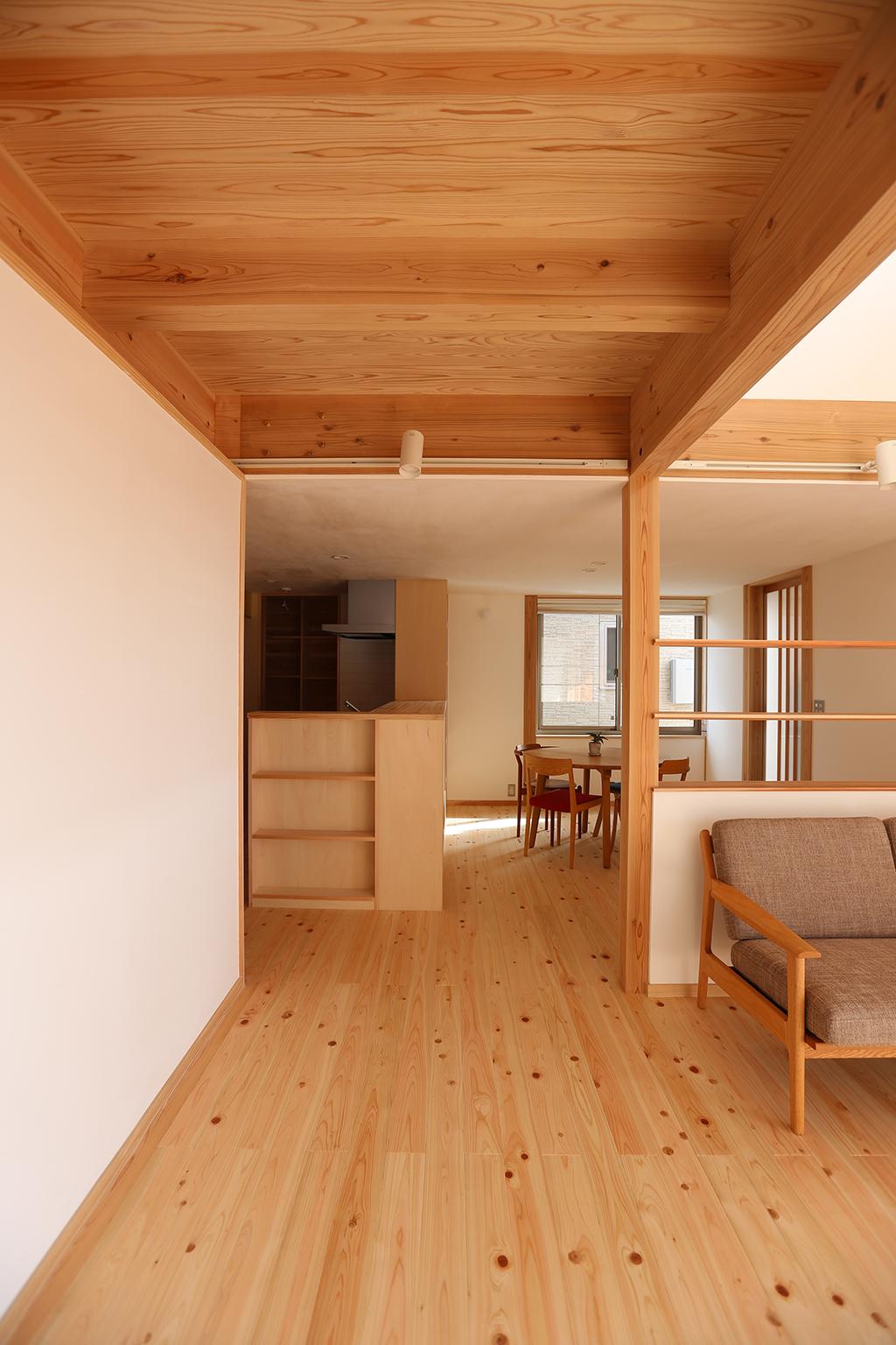 姫路市の木の家 ひろびろLDK
