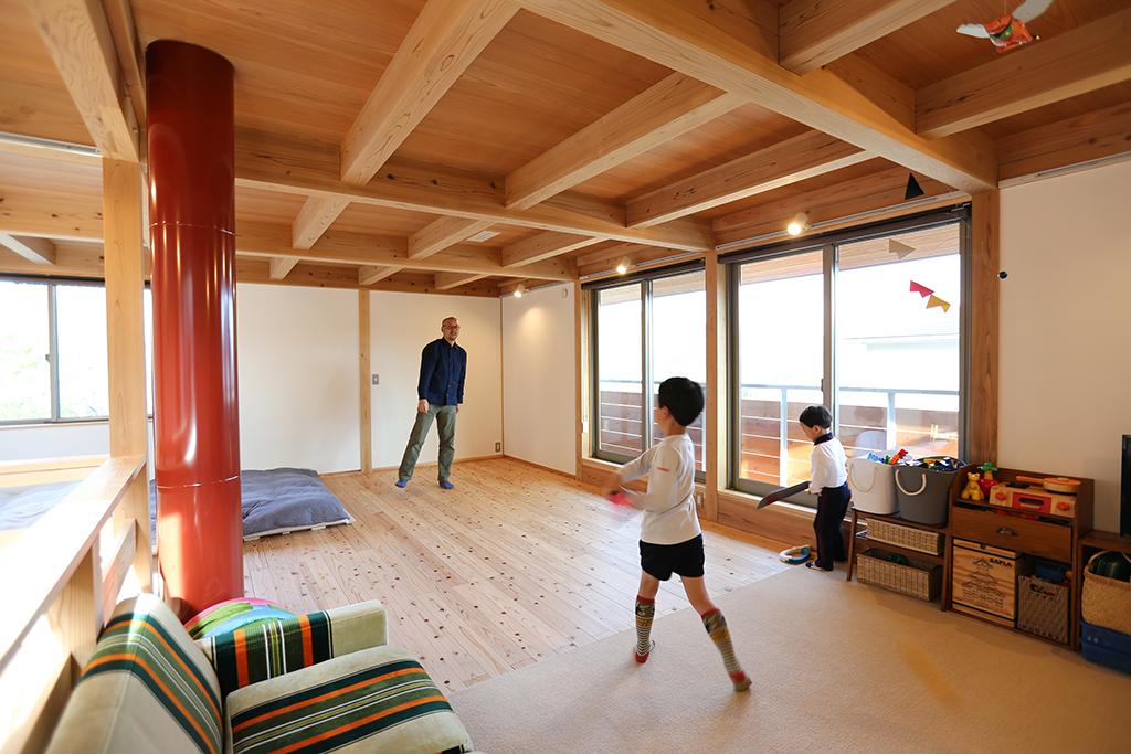 桜坂ダイニング 2階フリースペース