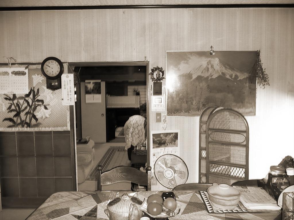 赤穂市の家 リノベーション工事前の内観写真