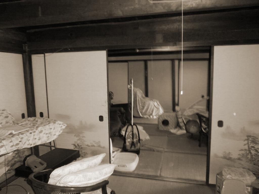 加古川市の木の家 リノベーション工事前の写真