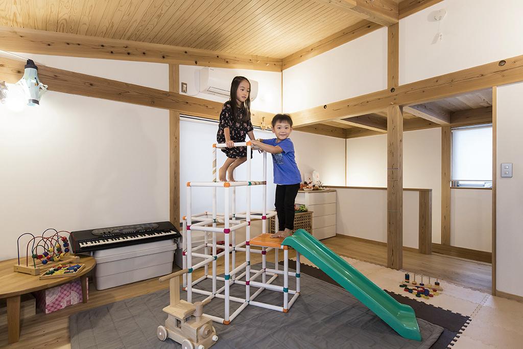 加古川市の木の家 フリールーム