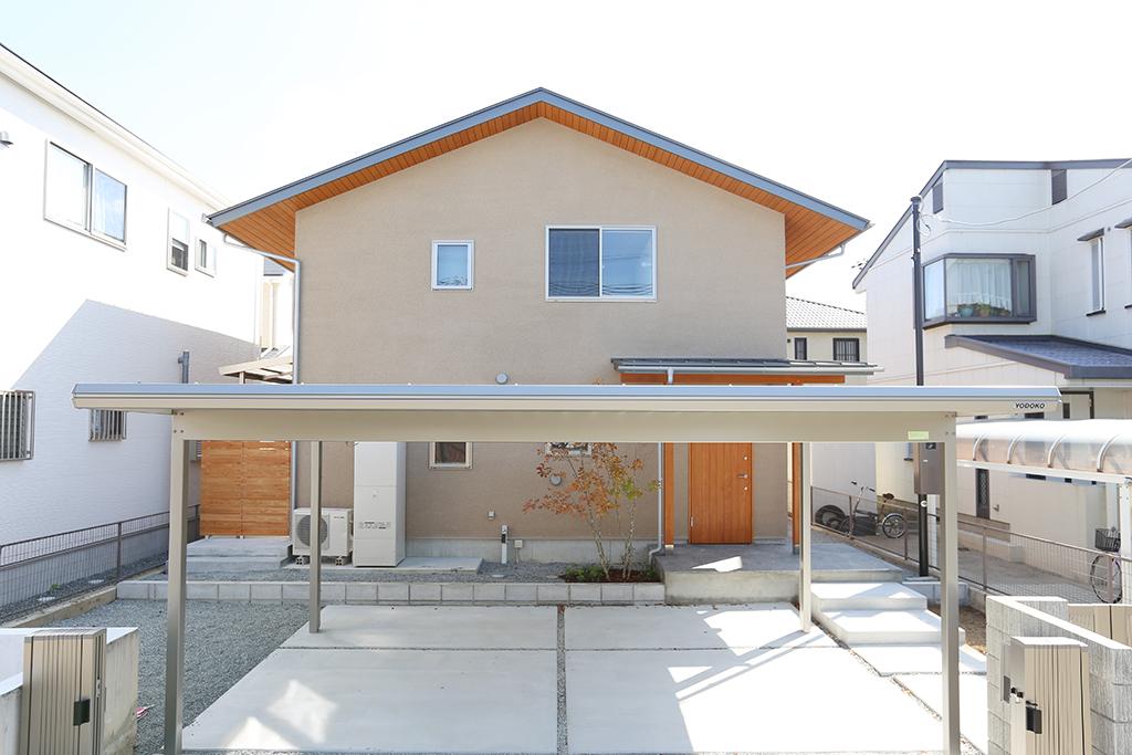 神戸の家 縁側工房 外観写真