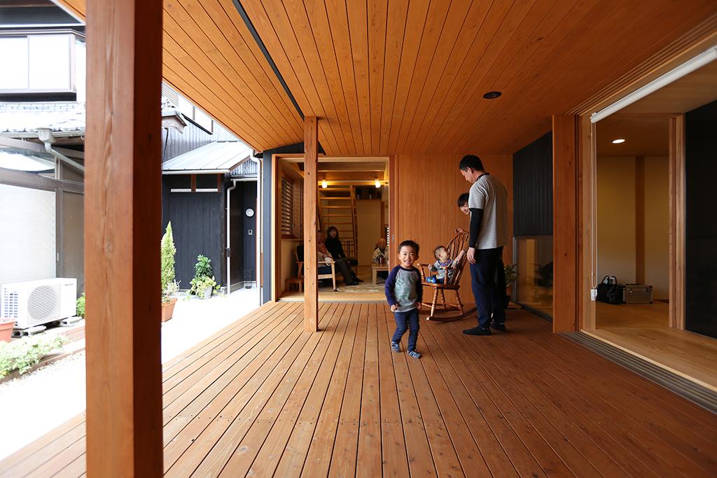 二世帯住宅写真