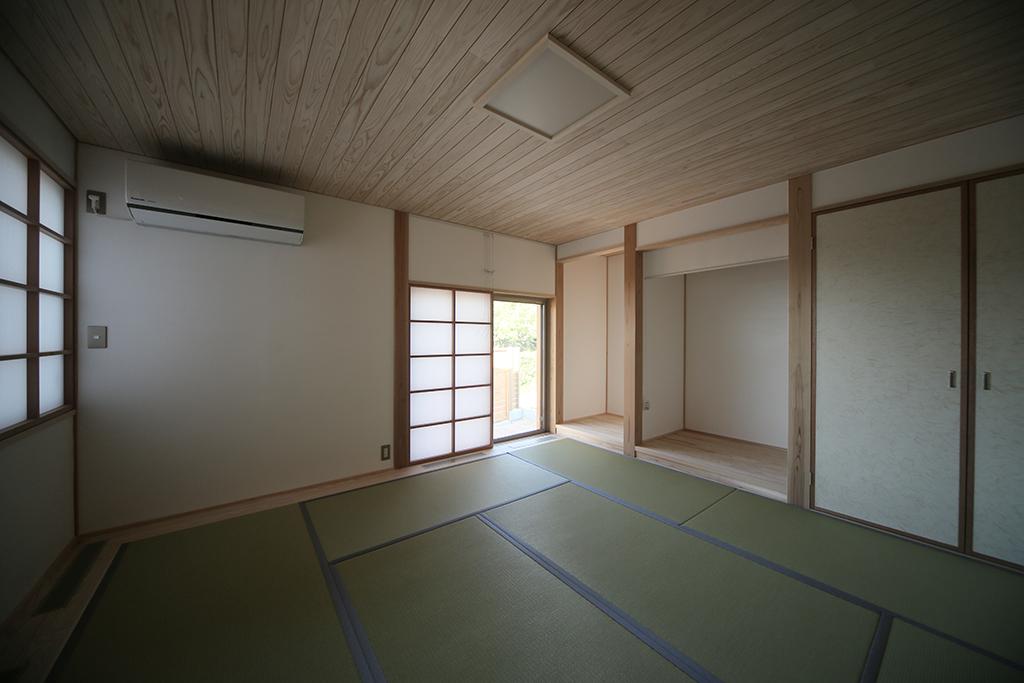 加古川市の木の家 祖母の部屋