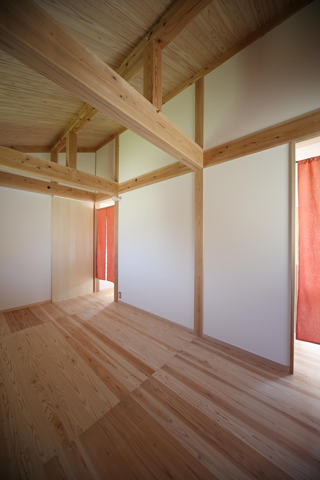 加古川市の木の家 クローク