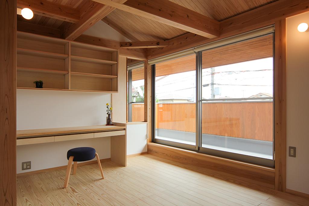 高砂市の木の家 フリースペース