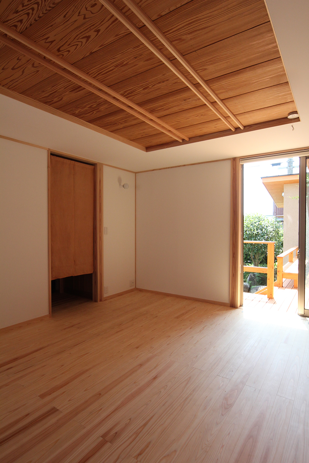 加古川市の家 寝室