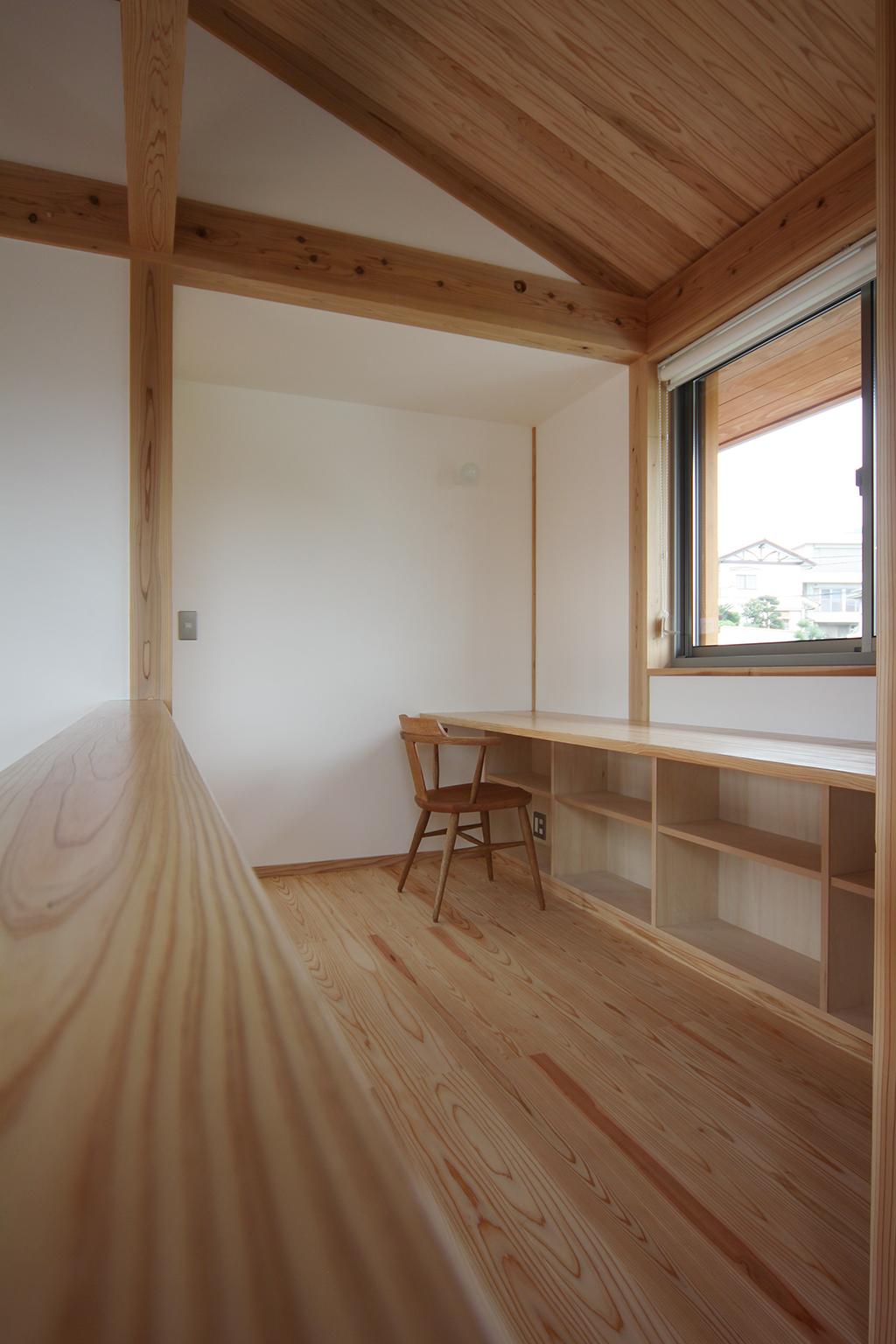 神戸市の木の家 フリールーム