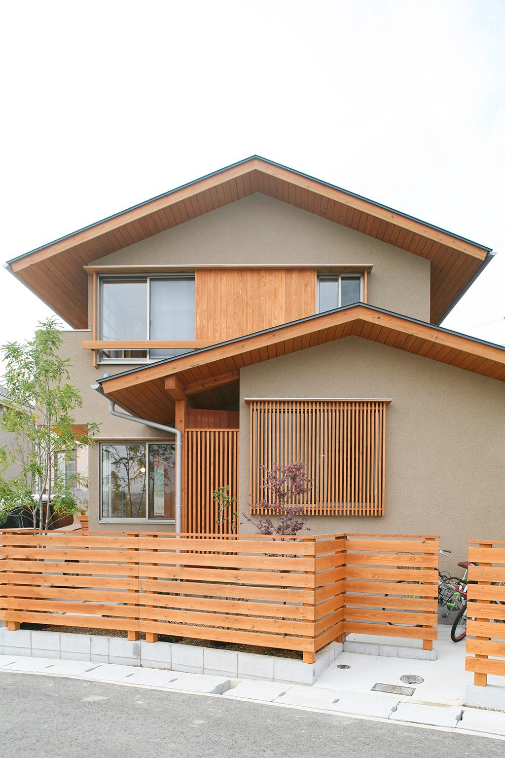 神戸市の木の家 日本の民家
