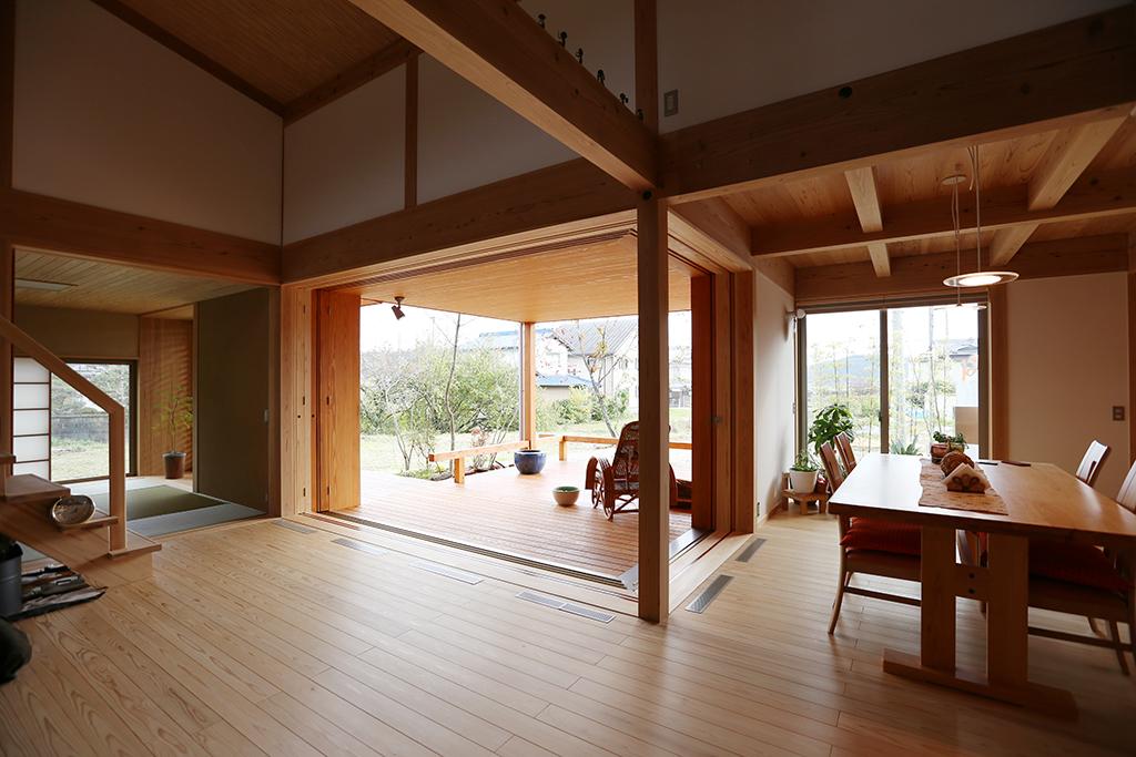 景楽山荘 内観イメージ
