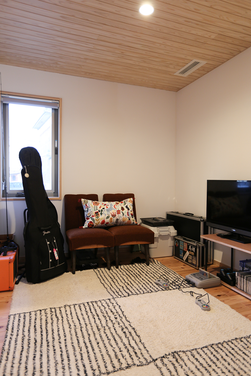 書写の家 趣味室