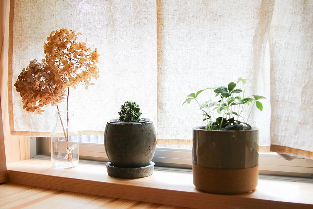 加古川の木の家 可愛い小物たち