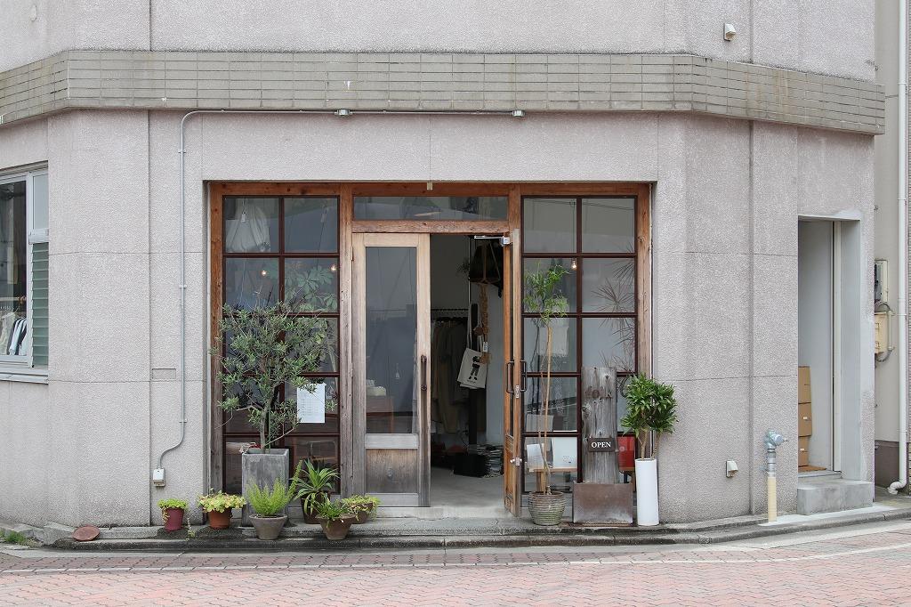 姫路市本町にあるfolk外観