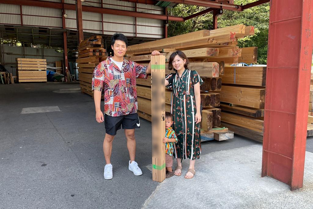 姫路市の木の家 番付確認
