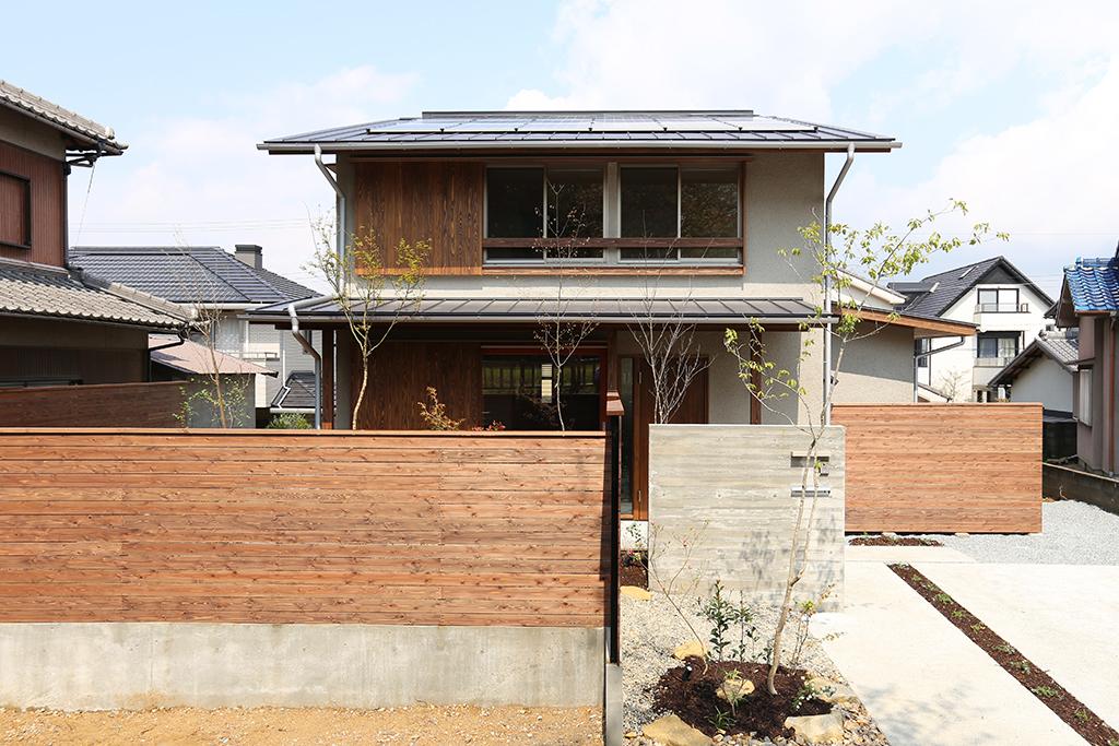 姫路市の家 会場外観イメージ写真